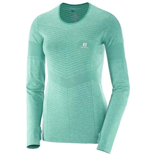 Salomon Elevate Seamless LS Tee