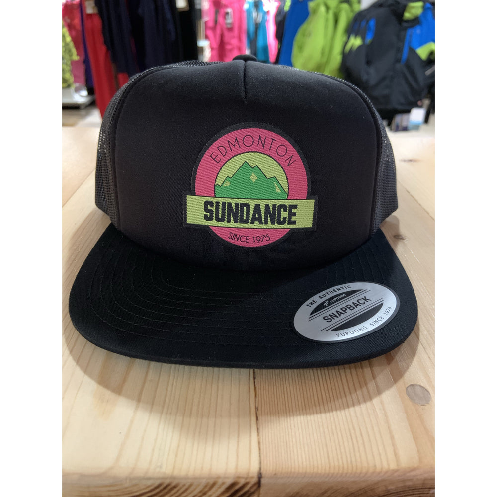 Sundance Snap Back Foam Trucker Hat