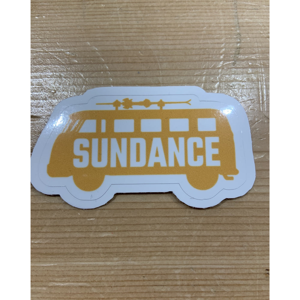 Sundance Bus Decals