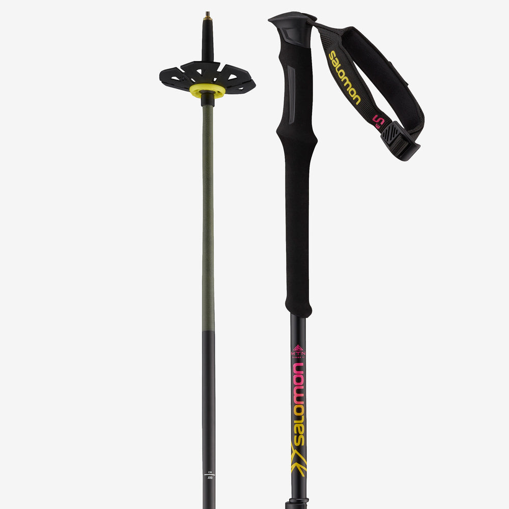 Salomon MTN Carbon S3 pole