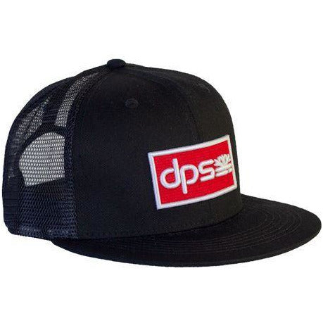 DPS Garage Patch Trucker Hat