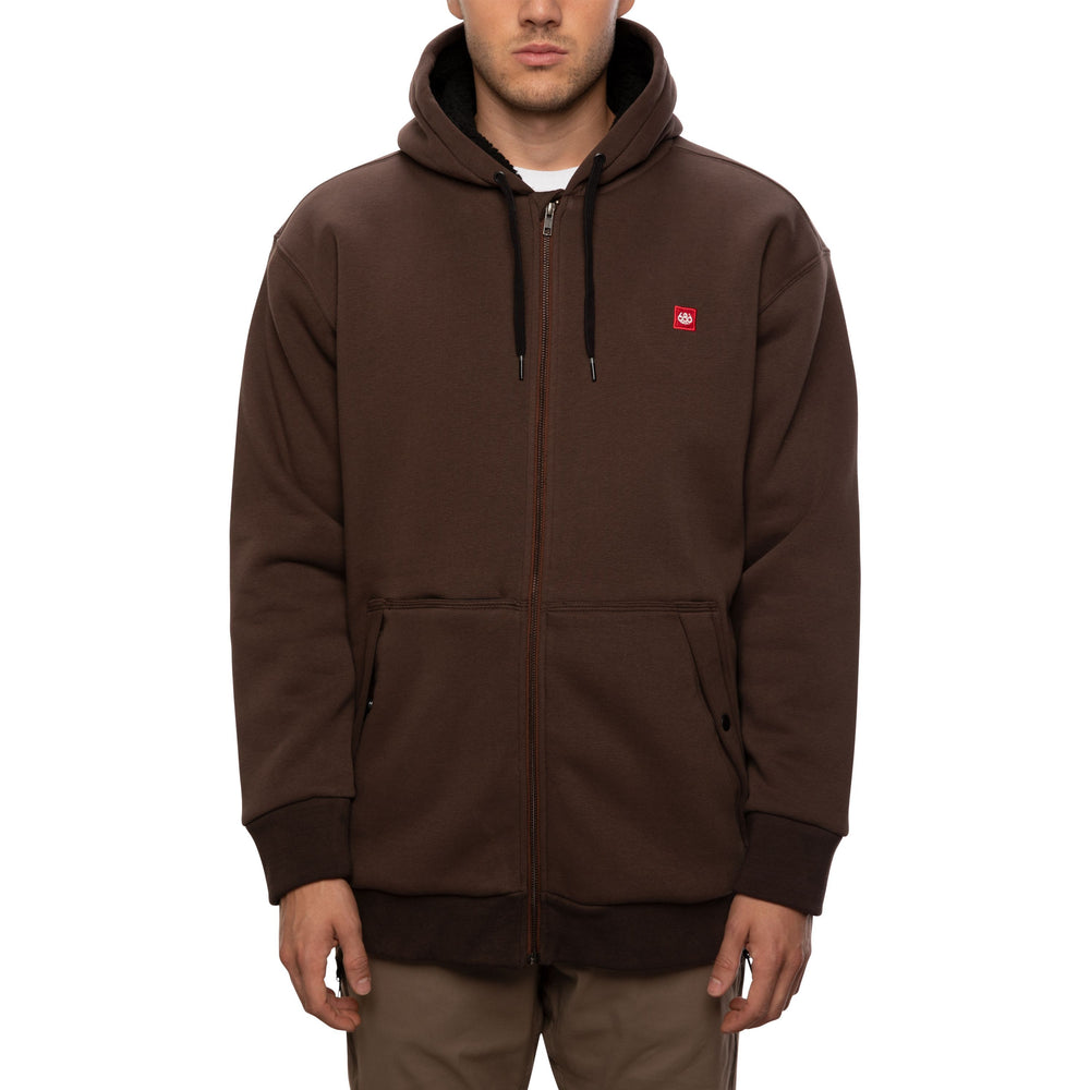 686 Sherpa Lined Hooded Sweatshirt