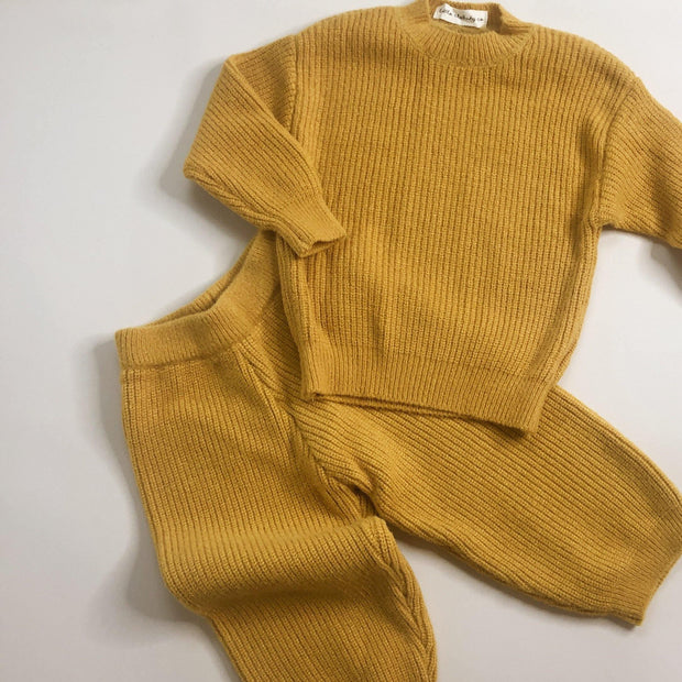 Soft Knit Lounge Jumper