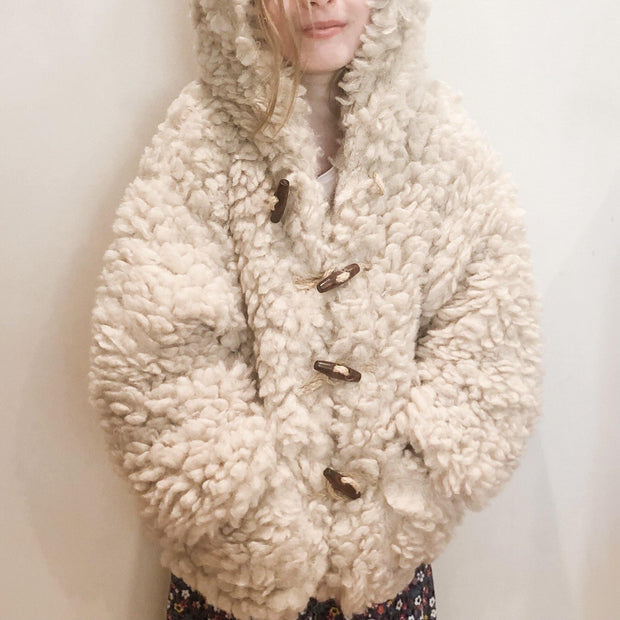 The Ultimate Teddy Jacket