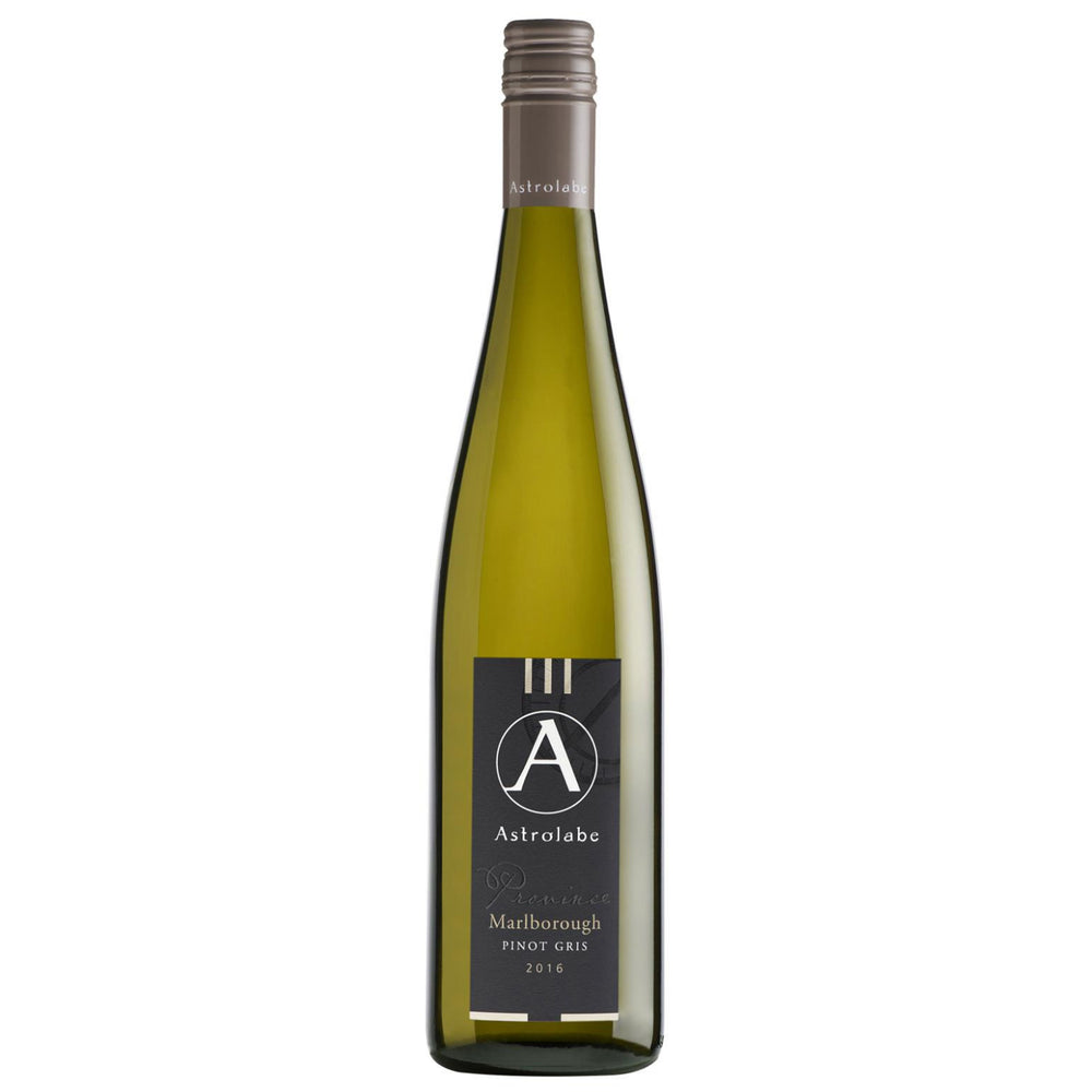 Astrolabe Province Marlborough Pinot Gris 2016