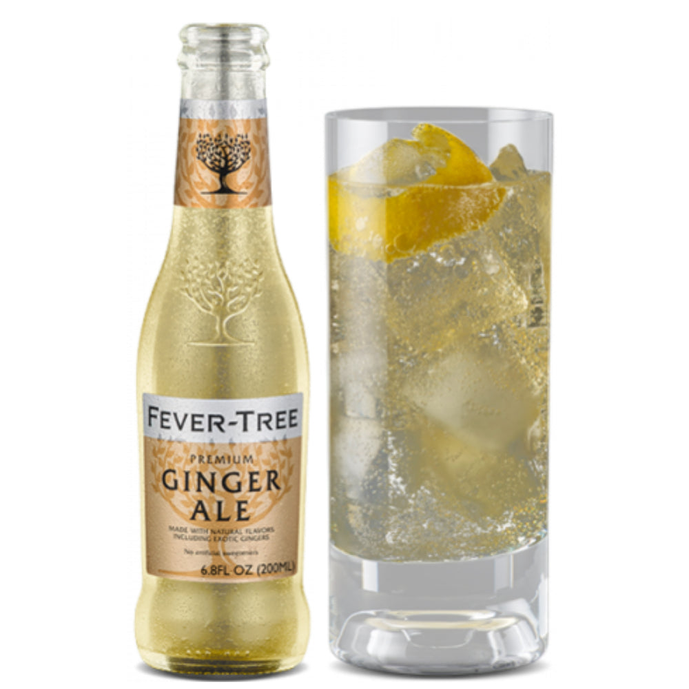 Fever-Tree Ginger Ale 4-Pack