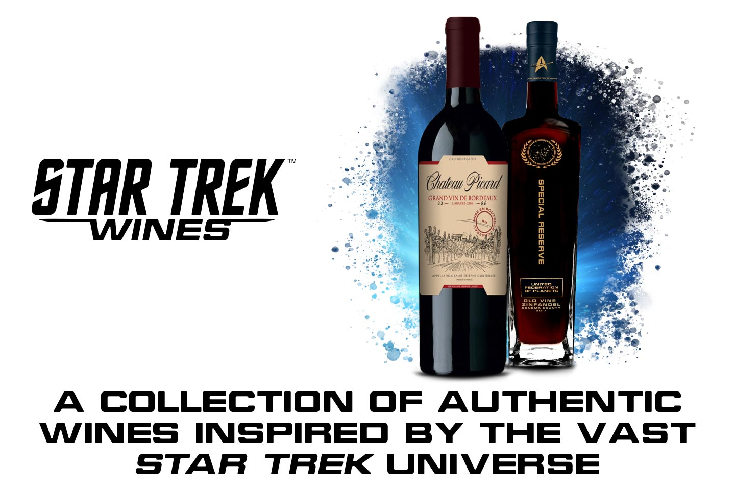 About Star Trek Wines