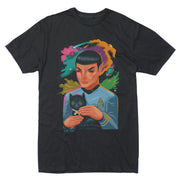 Star Trek: The Original Series Quiggle Spock Short Sleeve T-Shirt