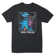 Star Trek III: The Search for Spock Poster Short Sleeve T-Shirt