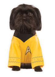 Star Trek: The Original Series Captain Kirk Pet Costume