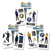 Star Trek: Discovery 3 Pack Sticker Bundle