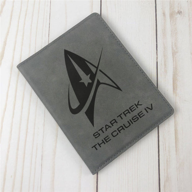 Star Trek: Discovery Personalized Passport Holder