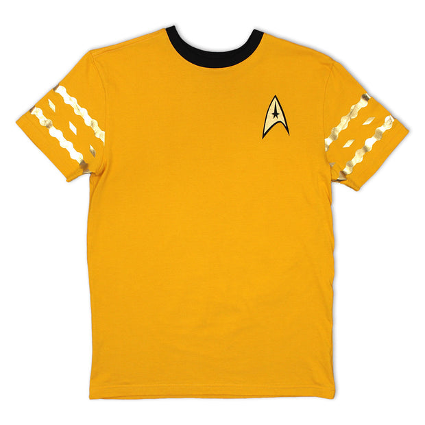 Star Trek: The Original Series Command Uniform T-Shirt