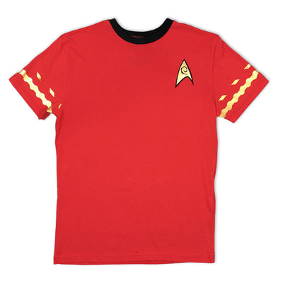 Star Trek: The Original Series Engineering Uniform T-Shirt