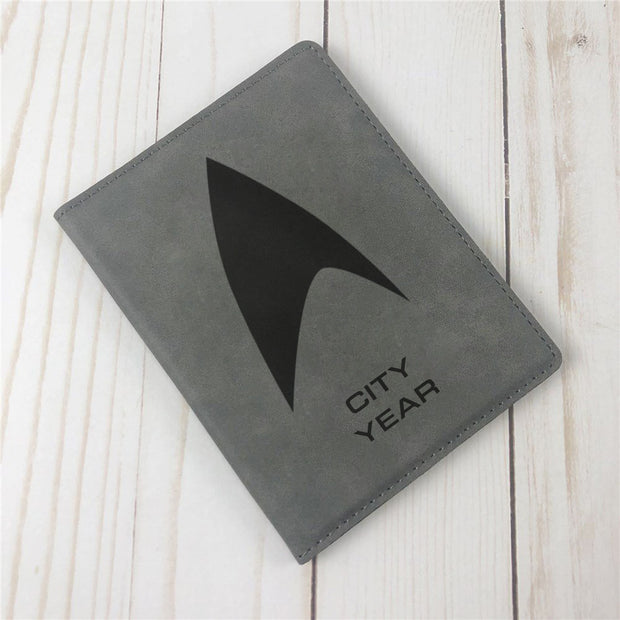 Star Trek: Picard Personalized Passport Holder