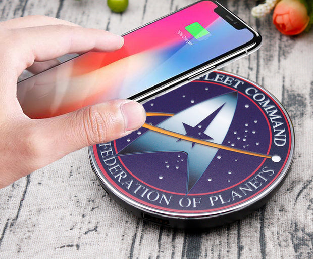 Star Trek Qi Wireless Charger