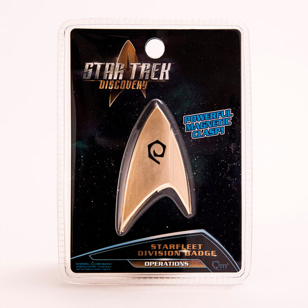 Star Trek: Discovery Operations Badge