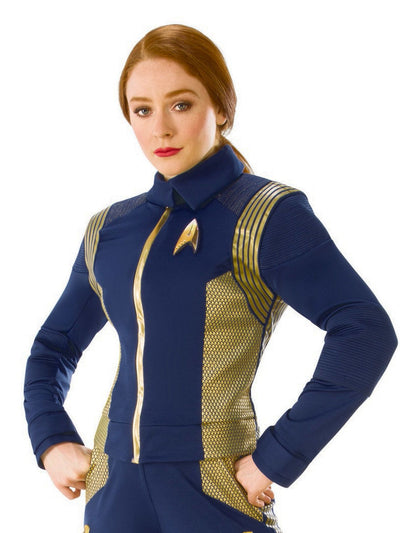 Star Trek: Discovery Women's Gold Command Uniform