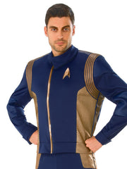 Star Trek: Discovery Men's Copper Operations Uniform