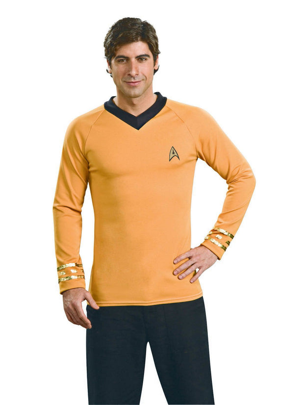 Star Trek: The Original Series Deluxe Captain Kirk Uniform