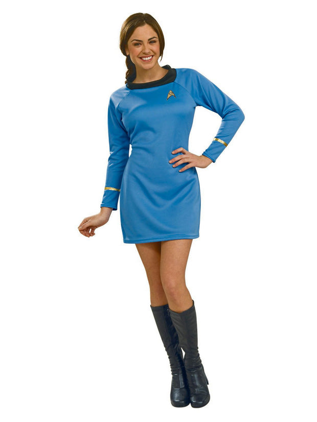 Star Trek: The Original Series Women's Deluxe Science Uniform