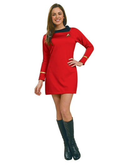 Star Trek: The Original Series Women's Deluxe Uhura Uniform