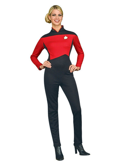 Star Trek: The Next Generation Women's Deluxe Command Uniform