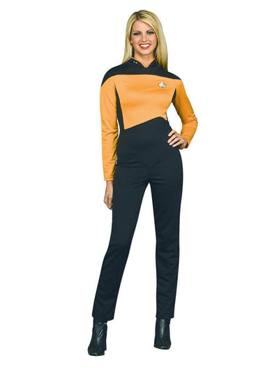 Star Trek: The Next Generation Women's Deluxe Operations Uniform
