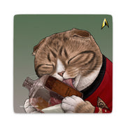 Star Trek: The Original Series Cats Coaster Set of 4