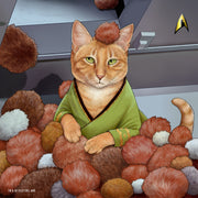 Star Trek: The Original Series Tribble Cat Tote Bag