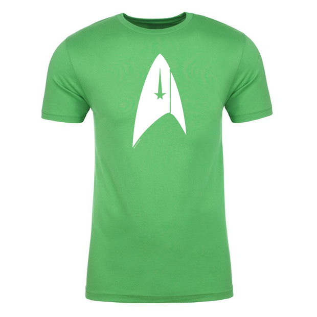 Star Trek: Discovery DISCO St Pat Delta Adult Short Sleeve T-Shirt