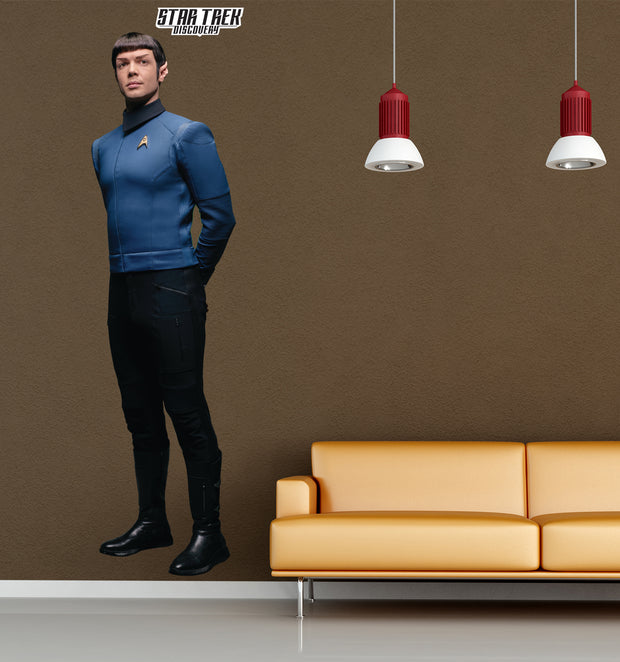 Star Trek: Discovery Spock DISCO Wall Decal Sticker