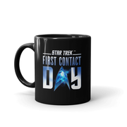 Star Trek: First Contact Day Nebula Logo Mug