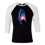 Star Trek: Generations Delta Sleeve Baseball T-Shirt