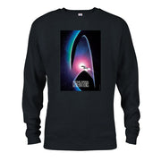 Star Trek : Generations Delta Logo Fleece Crewneck Sweatshirt