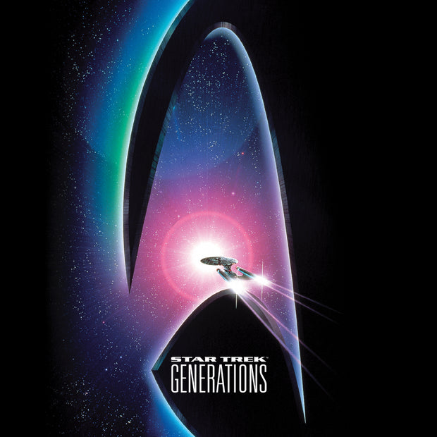Star Trek: Generations Delta Logo Tote Bag