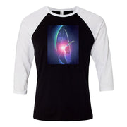 Star Trek : Generations Kirk & Picard3/4 Sleeve Baseball T-Shirt