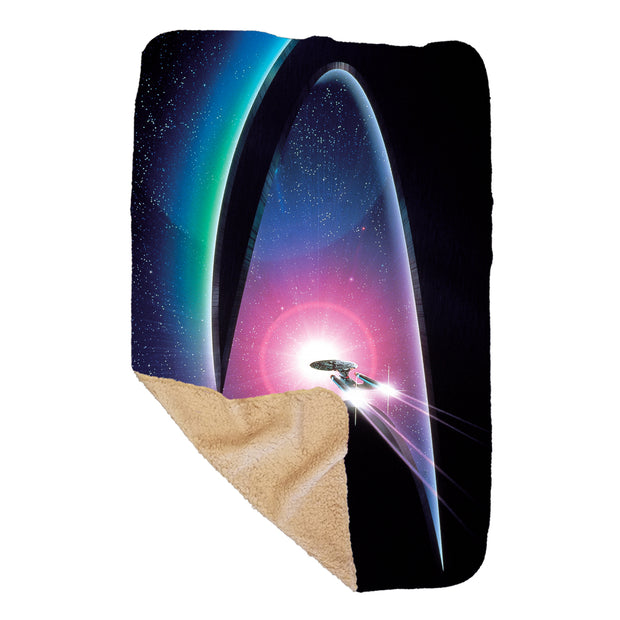 Star Trek: Generations Delta Sherpa Blanket