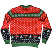 Star Trek: The Original Series Trek The Halls Holiday Knit Sweater