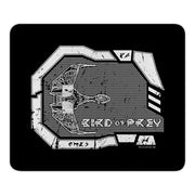 Star Trek Klingon Bird of Prey Mouse Pad