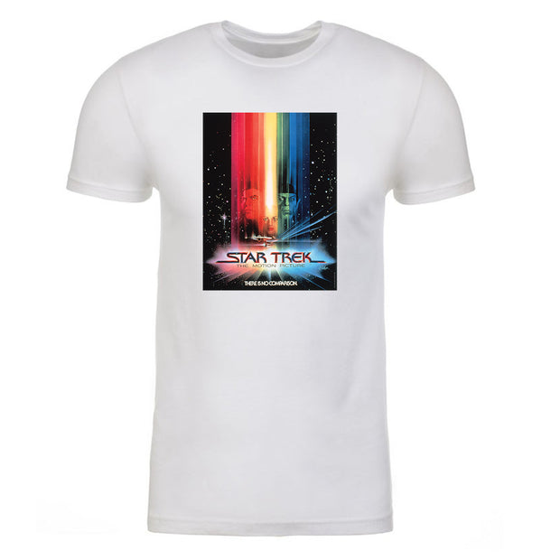 Star Trek: The Motion Picture Poster Adult Short Sleeve T-Shirt