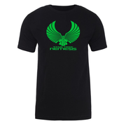 Star Trek X: Nemesis Logo Adult Short Sleeve T-Shirt