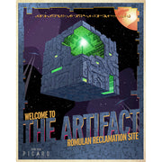 Star Trek: Picard The Artifact Premium Satin Poster