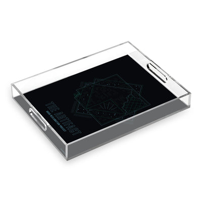 Star Trek: Picard Borg Reclamation Project Acrylic Tray