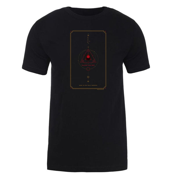 Star Trek: Picard Now Is The Only Moment Adult Short Sleeve T-Shirt