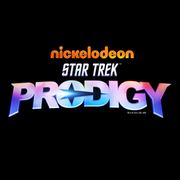 Star Trek: Prodigy Logo Adult Short Sleeve T-Shirt