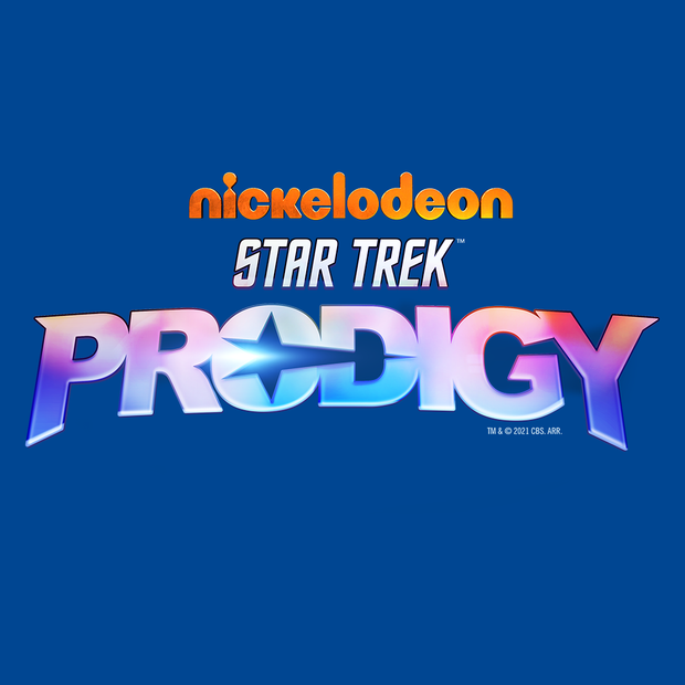 Star Trek: Prodigy Logo Kids Short Sleeve T-Shirt