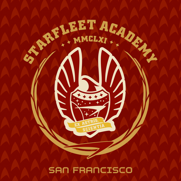 Star Trek: Starfleet Academy San Francisco Phoenix Tough Phone Case