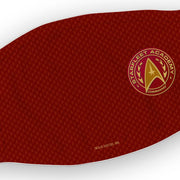 Star Trek Starfleet Academy Command Washable Face Mask