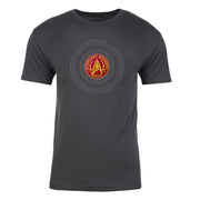 Star Trek: Starfleet Academy Command Badge Adult Short Sleeve T-Shirt